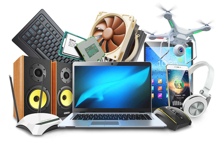 réparation et maintenance d'appareils électroniques à La Rochelle | CRH Informatique